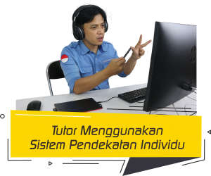 selain itu, Tutor TDL sebagai Bimbel Online terbaik, menggunakan Sistem Pendekatan Individu