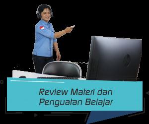 Tutor TDL sebagai Bimbel Online terbaik, memberikan Review materi dan penguatan belajar.